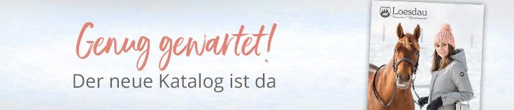 Der neue Loesdau Katalog Herbst/Winter 2018/2019 ist da!