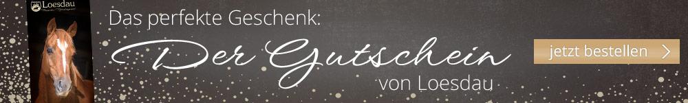 Das perfekte Geschenk: Der Gutschein von Loesdau