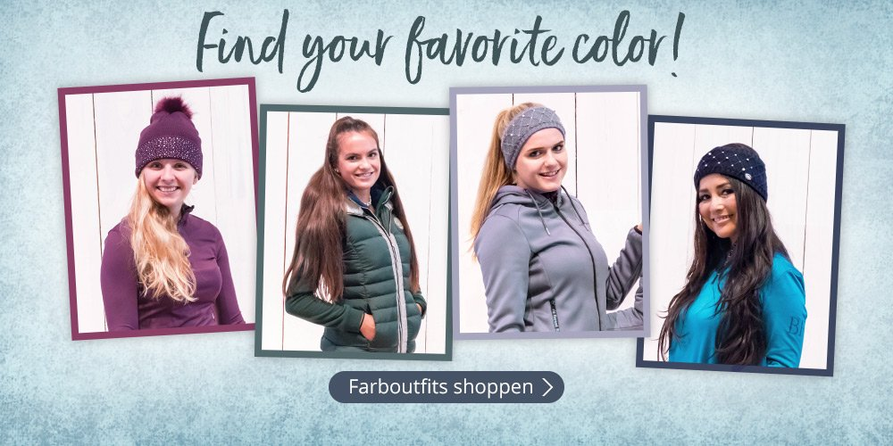 Find your favorite color!