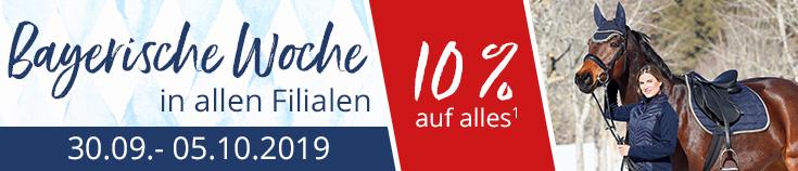 Bayerische Woche in allen Filialen