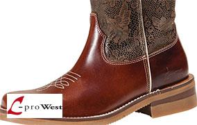L-pro West Westernstiefel