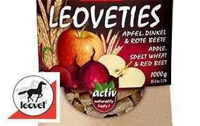 leovet Zusatzfutter & Leckerli
