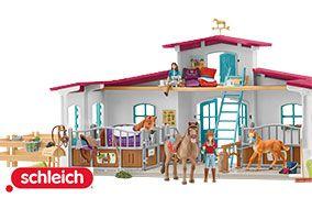 Schleich Pferdestall & Bauernhof