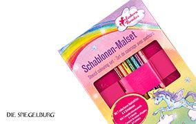 Die Spiegelburg Basteln & Malen