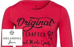 OKLAHOMA Jeans Pullover & Sweater