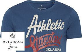 OKLAHOMA Polo- & T-Shirt