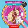 COPPENRATH Mandala-Malblock-Ponys