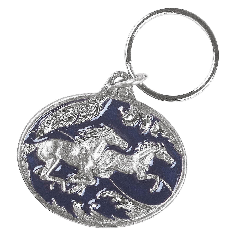 Schlüsselanhänger Wildpferde