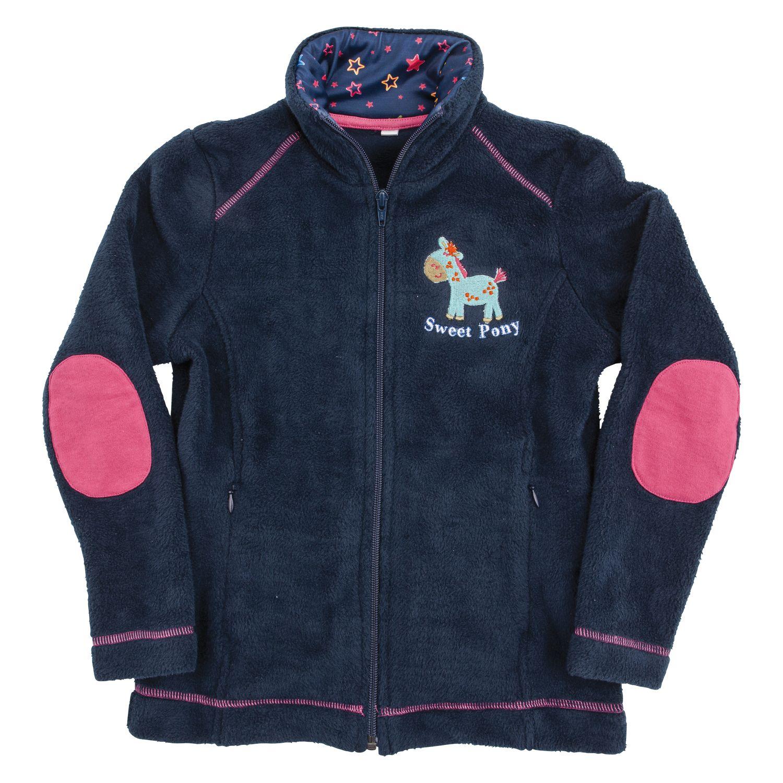 black-forest Fleecejacke Sweet Pony