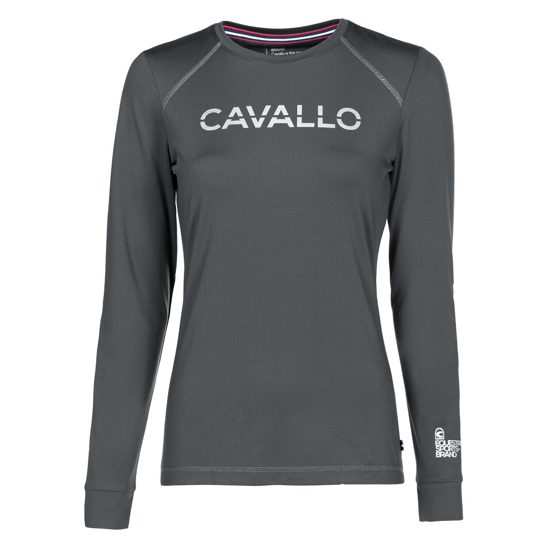 Cavallo Funktions-Rundhalsshirt Branda