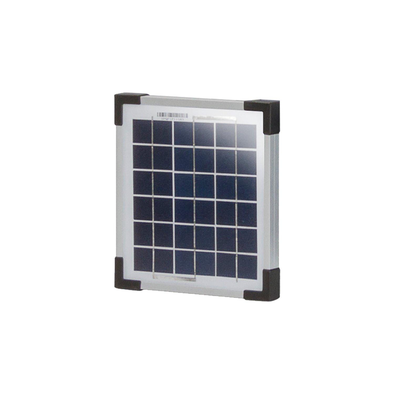 Solarmodul für Power-Gel-Akku