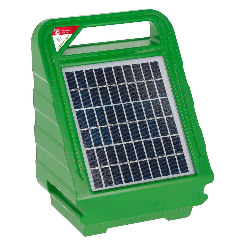 Loesdau Weidezaun-Kompakt-Solargerät Porto