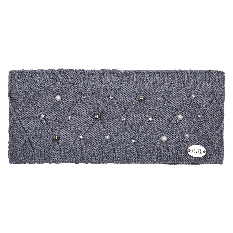 Cheval de Luxe Stirnband mit Perlen polar sky | Einheitsgröße