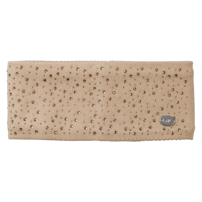 Cheval de Luxe Stirnband mit Strass-Steinen gold/champagner | Einheitsgröße