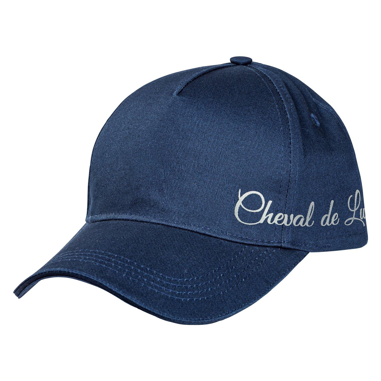 Cheval de Luxe Baseballmütze navy | Einheitsgröße