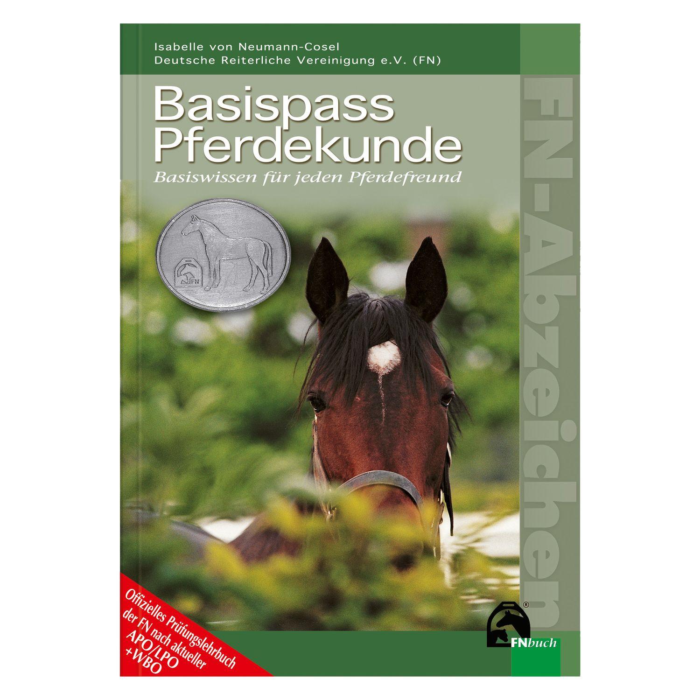 Basispass Pferdekunde, FNverlag