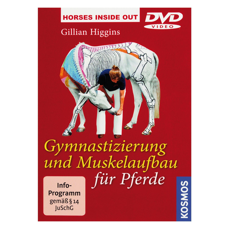 Gymnastizierung und Muskelaufbau für Pferde, DVD