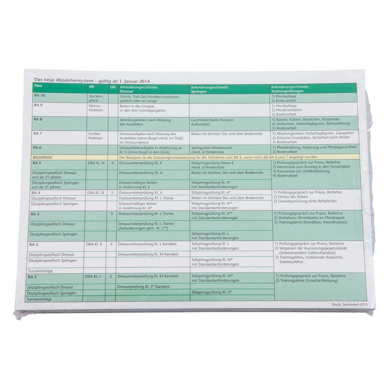 APO Ausbildungs- & Prüfungsordnung 2014 ohne Ordner, FNverlag