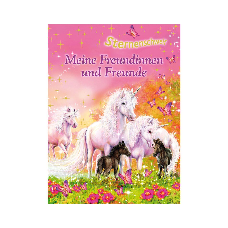 Sternenschweif - Freundschaftsbuch