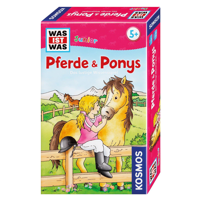 WAS IST WAS Pferde und Ponys