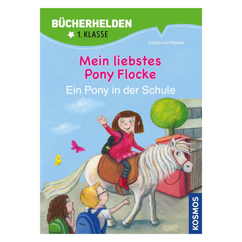 Mein liebstes Pony Flocke