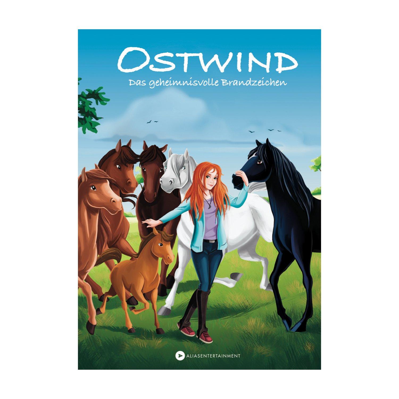 Ostwind Band 7 - Das geheimnisvolle Brandzeichen (für Erstleser)