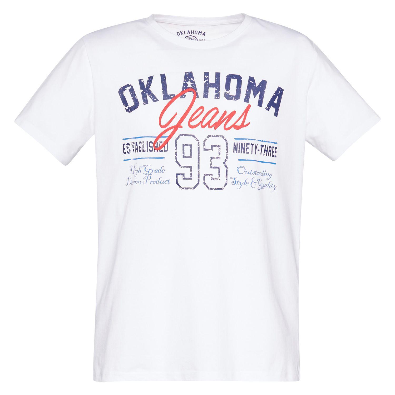 OKLAHOMA T-Shirt white | M