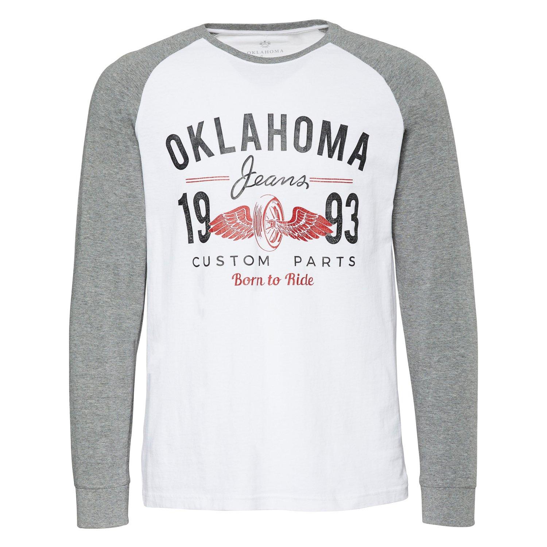 OKLAHOMA Longsleeve Shirt