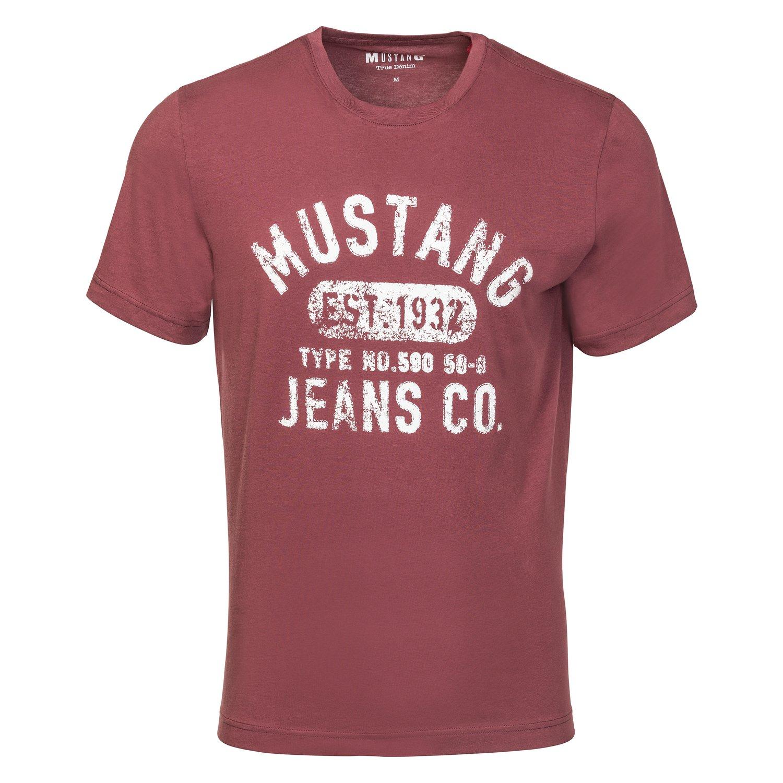 Mustang T Shirt Polo T Shirts Loesdau Passion Pferdesport