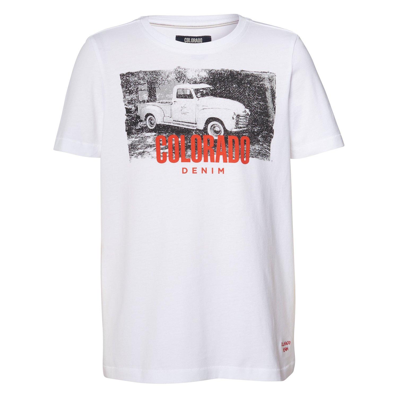 COLORADO DENIM T-Shirt bright white | 122-128