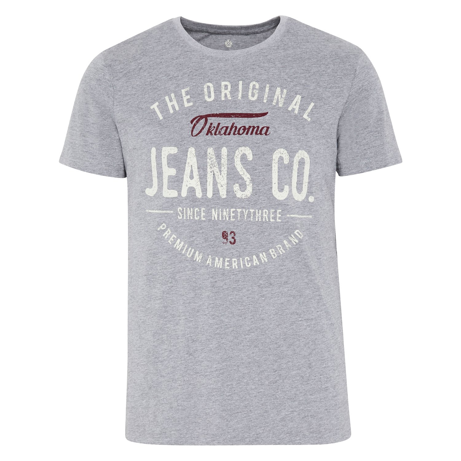 OKLAHOMA T-Shirt neutral grey | S