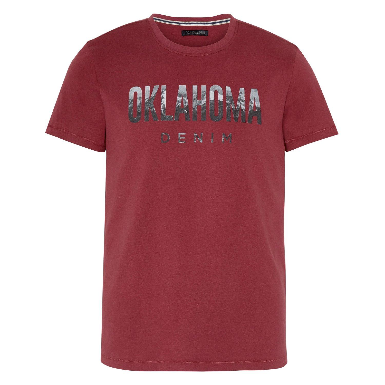 OKLAHOMA Premium Denim T-Shirt