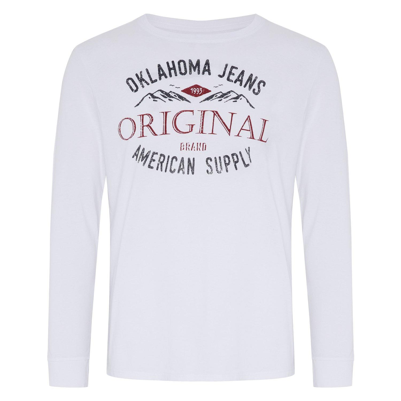 OKLAHOMA Jeans Longsleeve