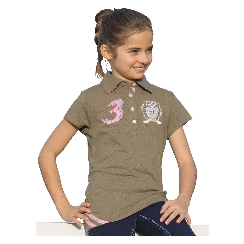 black forest Kinder-Poloshirt Champion