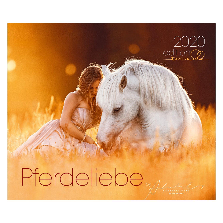 Kalender Pferdeliebe - Edition Boiselle 2020 2020