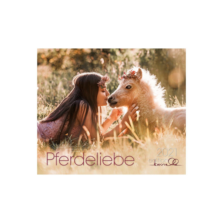 Kalender Pferdeliebe - Edition Boiselle 2021