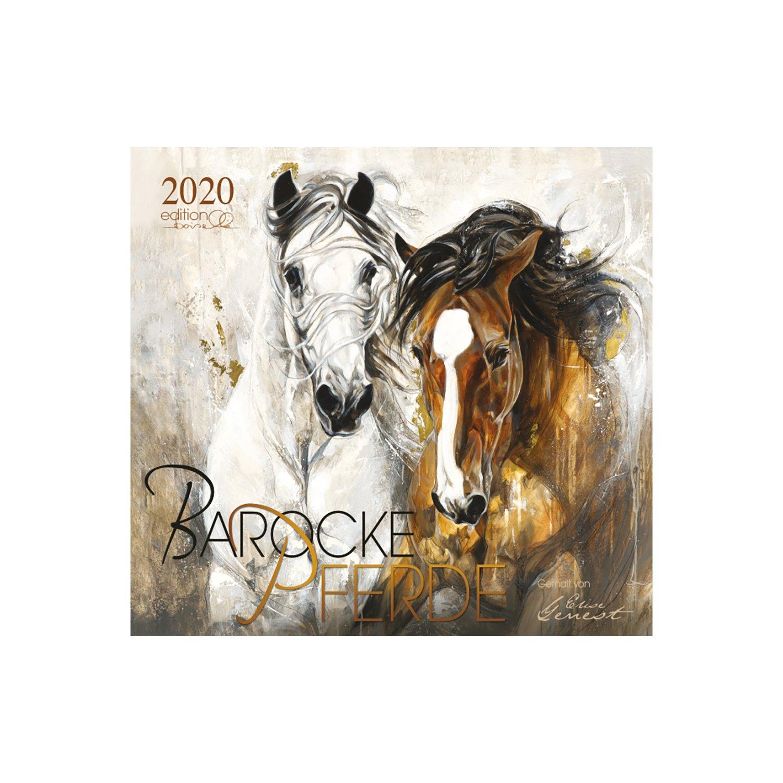Kalender Barocke Pferde - Edition Boiselle 2020 2020