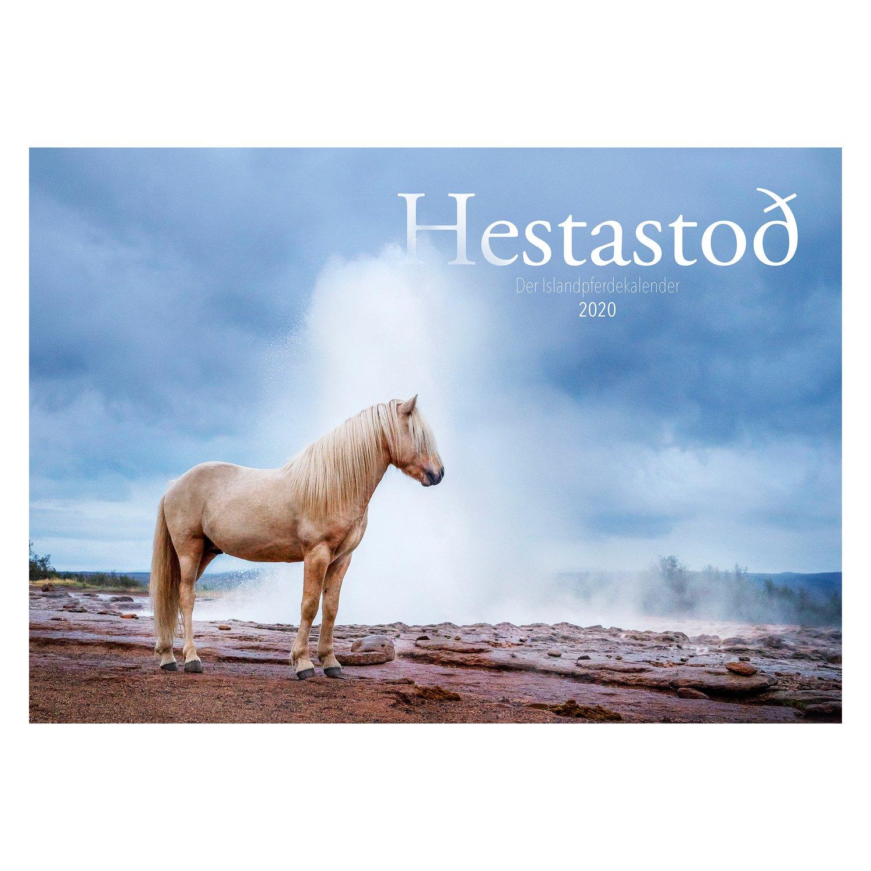 Kalender Islandpferde Hestastod 2020