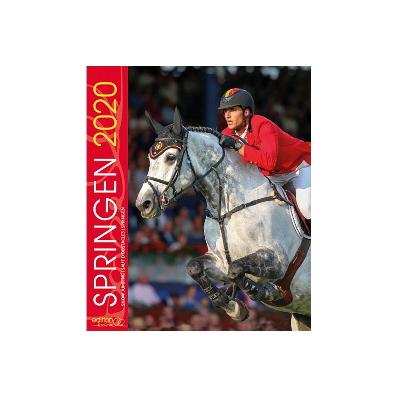 Kalender Springen - Edition Boiselle 2020 2020