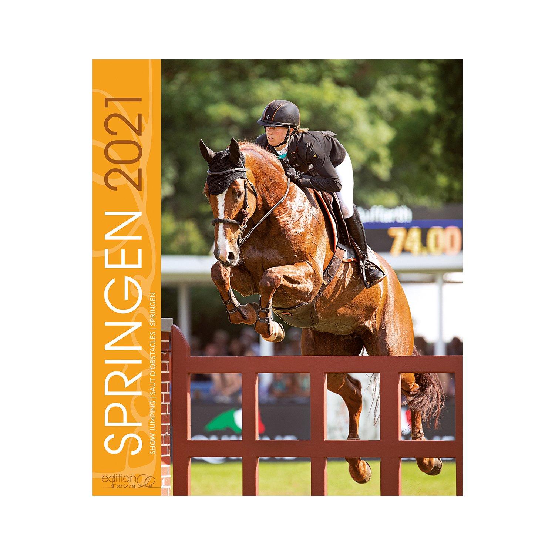 Kalender Springen - Edition Boiselle 2021