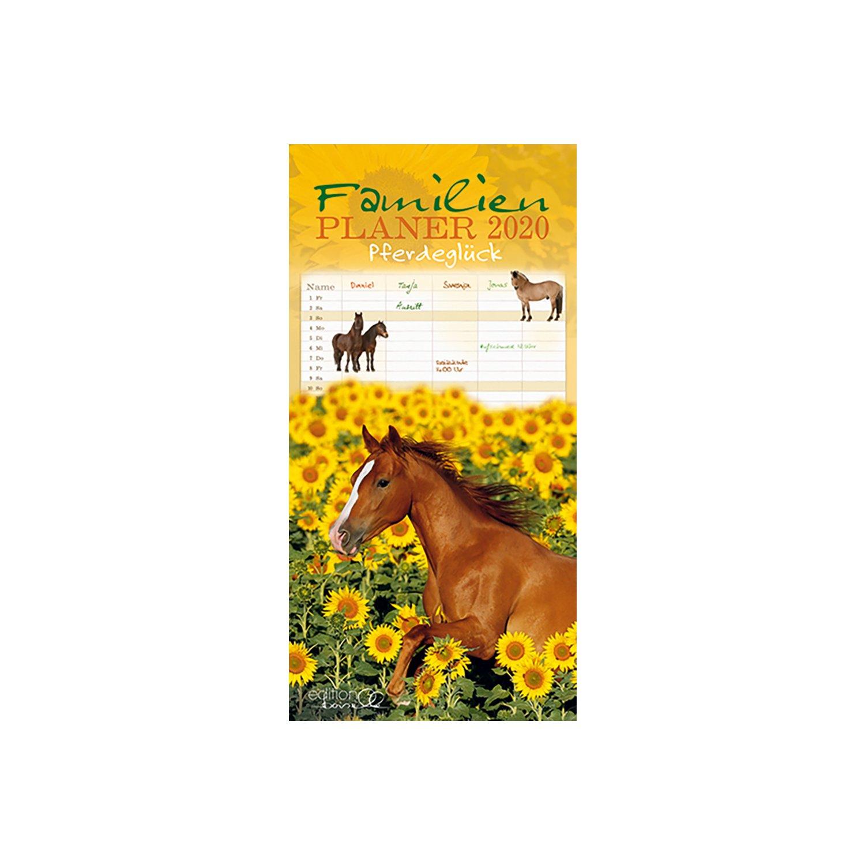 Familienplaner Pferdeglück Boiselle 2020 2020