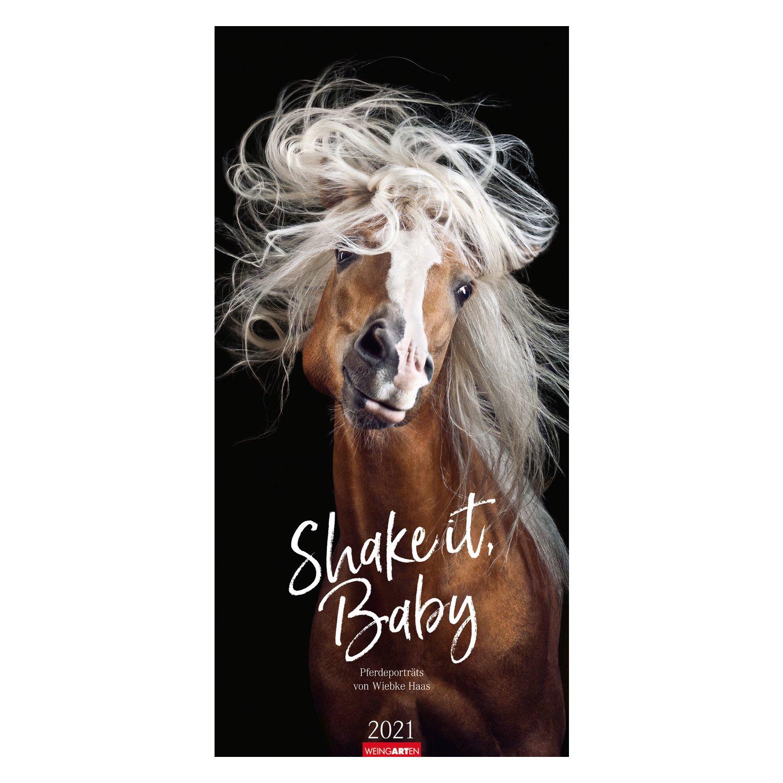 Kalender Shake it, Baby 2021 2021