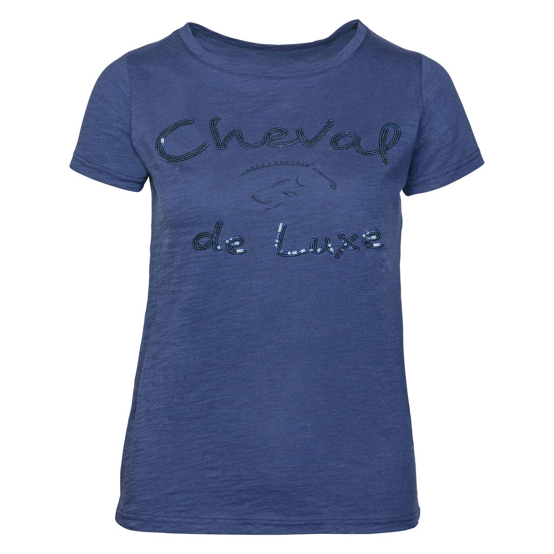 Cheval de Luxe T-Shirt Aurora