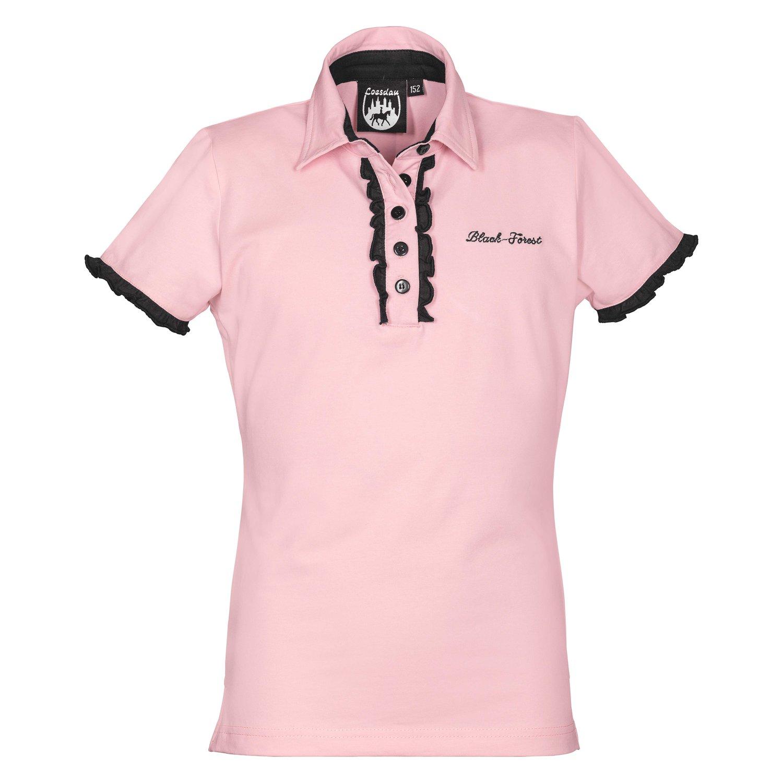 black forest Kinder-Polo-Shirt Lotta