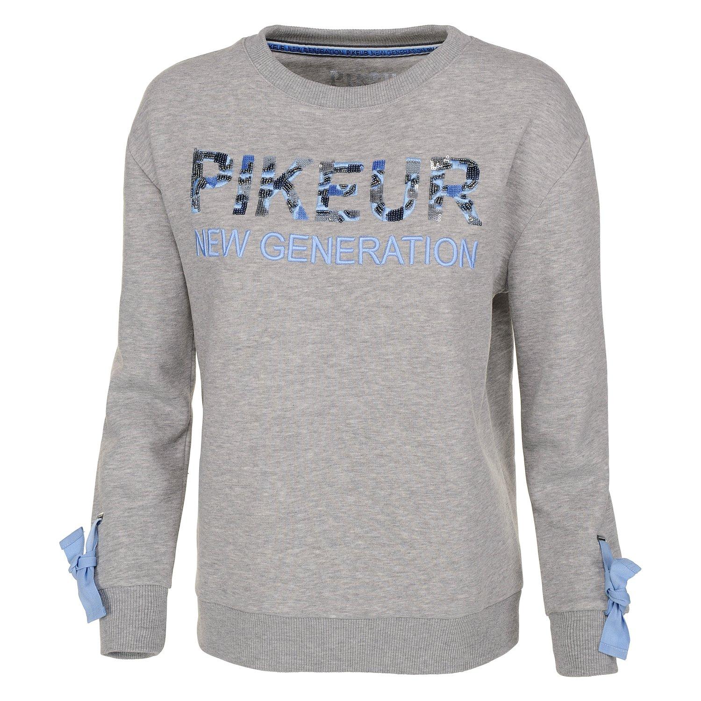 Pikeur New Generation Rundhals-Sweatshirt Glaw - Pullover   Sweater ... 1a300d4f8c50