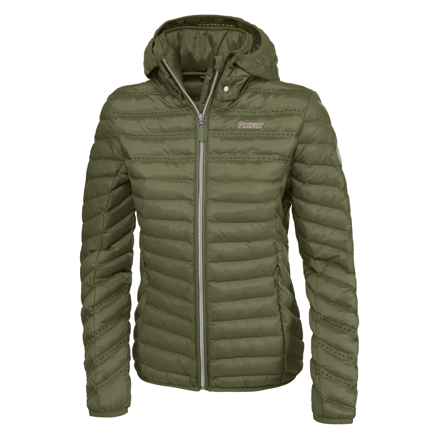 Pikeur Steppjacke Marit light olive | 44