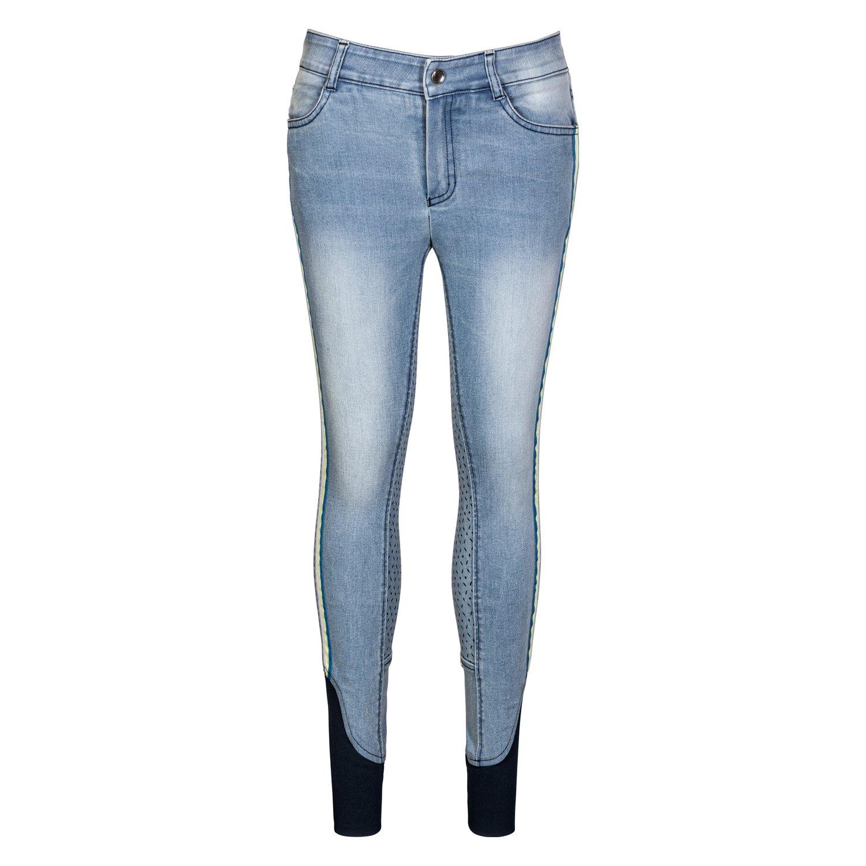 black forest Jeans-Gesäßeinsatz-Reithose