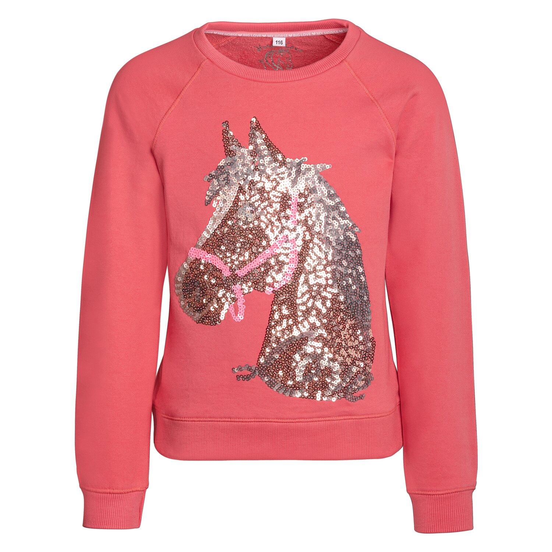 BONDI Sweatshirt Pferd