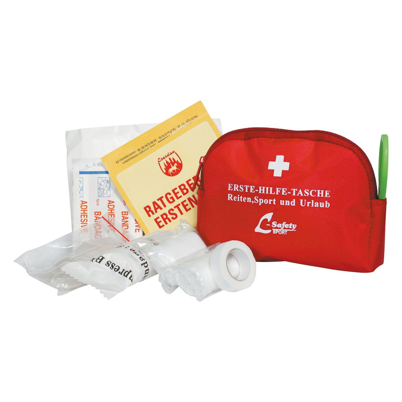 Erste-Hilfe-Set mit Nylontasche