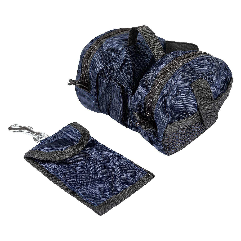 Taschenset für Hundeleinen, 2er-Set
